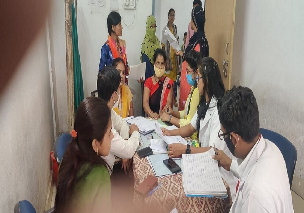 Awareness on diet and nutrition in OPD