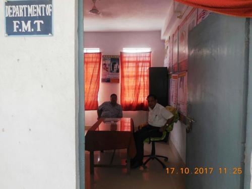 Department of FMT